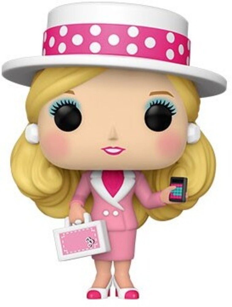 - FUNKO POP! VINYL: Barbie- Business Barbie