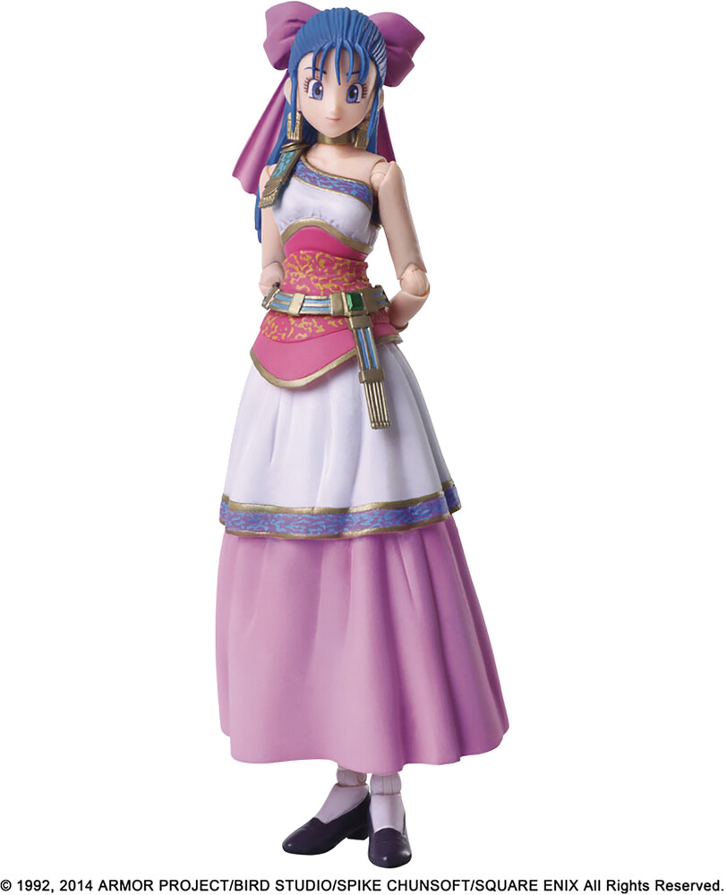 Square Enix - Square Enix - Dragon Quest V Bring Arts Nera Action Figure