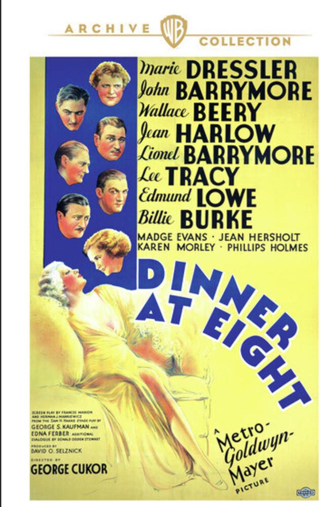 - Dinner At Eight (1933) / (Full Mod Amar Sub)