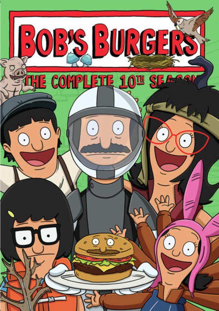 Bob's Burgers: Season 10 - Bob's Burgers: Season 10 (3pc) / (Mod 3pk)