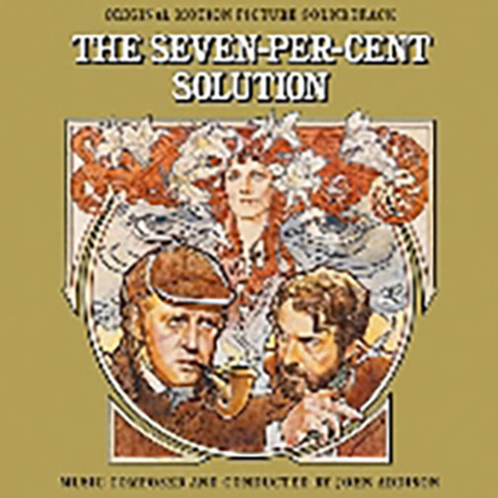 John Addison Ita - Seven-Per-Cent Solution / O.S.T. (Ita)