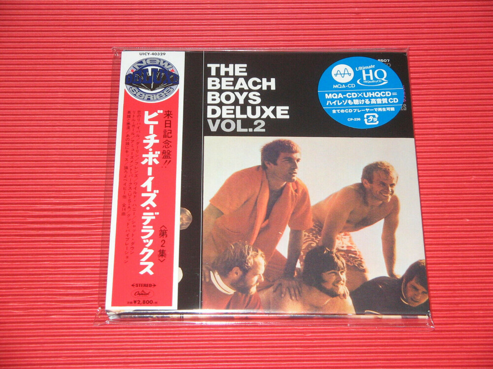Beach Boys - Beach Boys Deluxe Vol 2 (Jmlp) [Limited Edition] (24bt) (Hqcd)