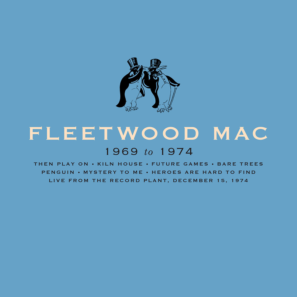 Fleetwood Mac - Fleetwood Mac: 1969-1974 [8CD]