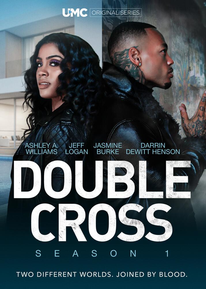 Ashley a. Williams - Double Cross: Season 1