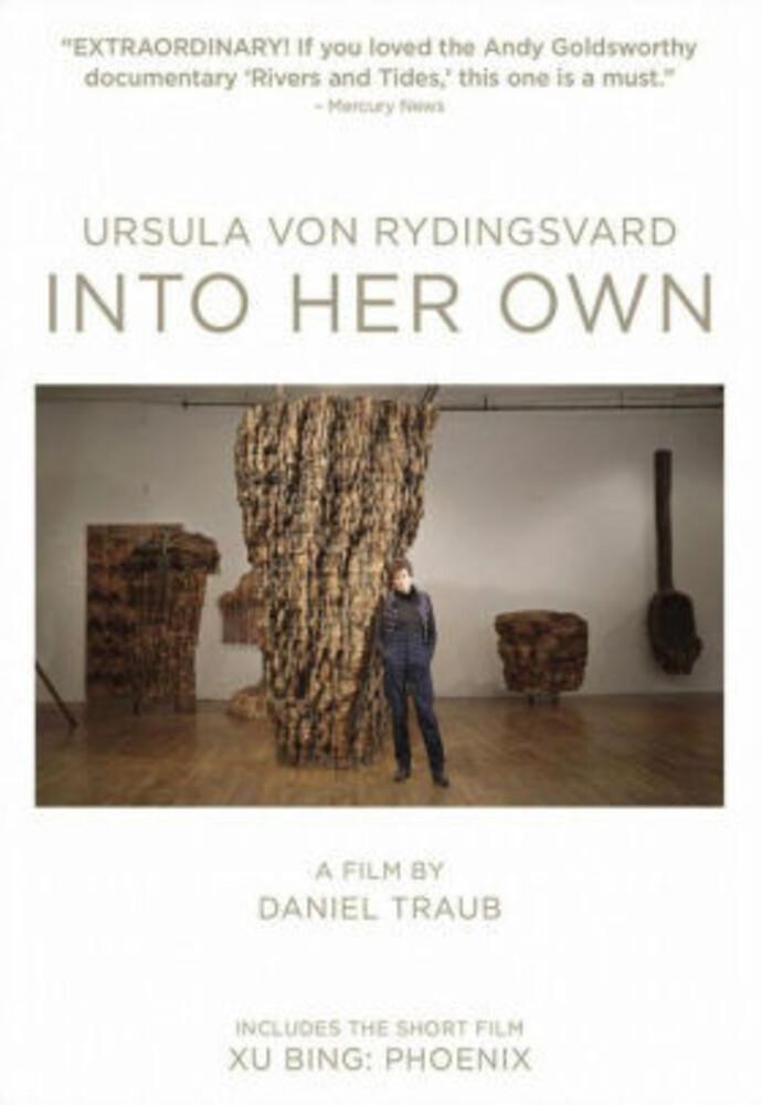 - Ursula Von Rydingsvard: Into Her Own