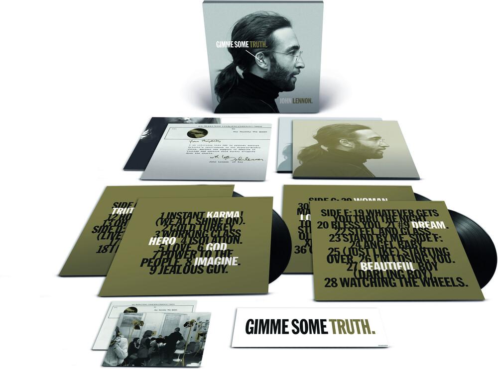 John Lennon - GIMME SOME TRUTH. THE ULTIMATE MIXES. [4LP Box Set]