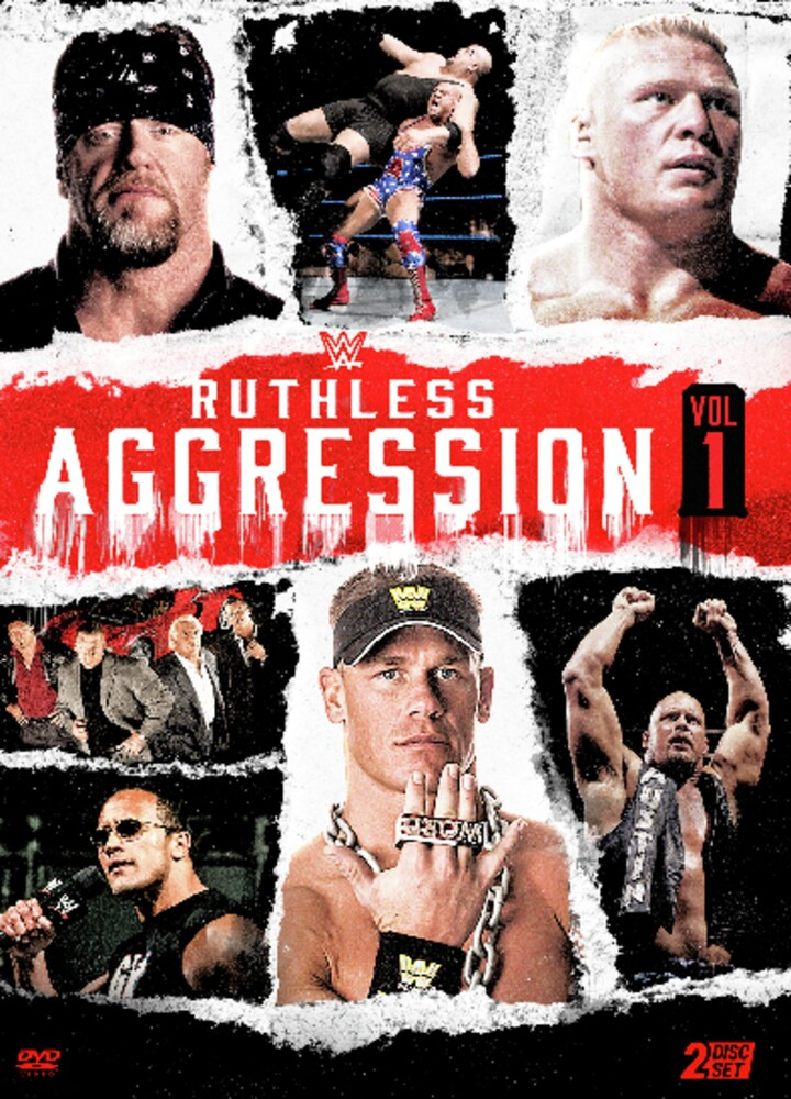 WWE: Ruthless Aggression 1 - Wwe: Ruthless Aggression 1 (2pc) / (Amar)