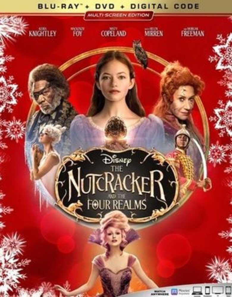 - The Nutcracker and the Four Realms