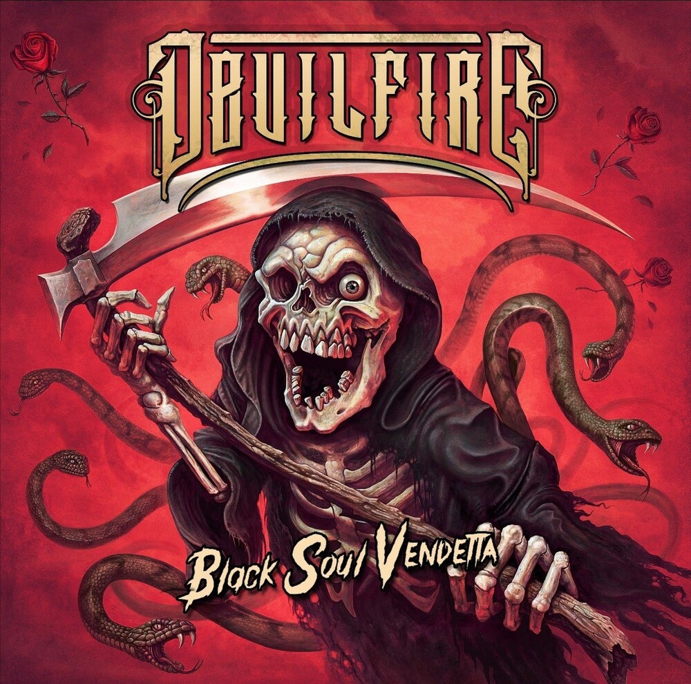 Devilfire - Black Soul Vendetta (Uk)