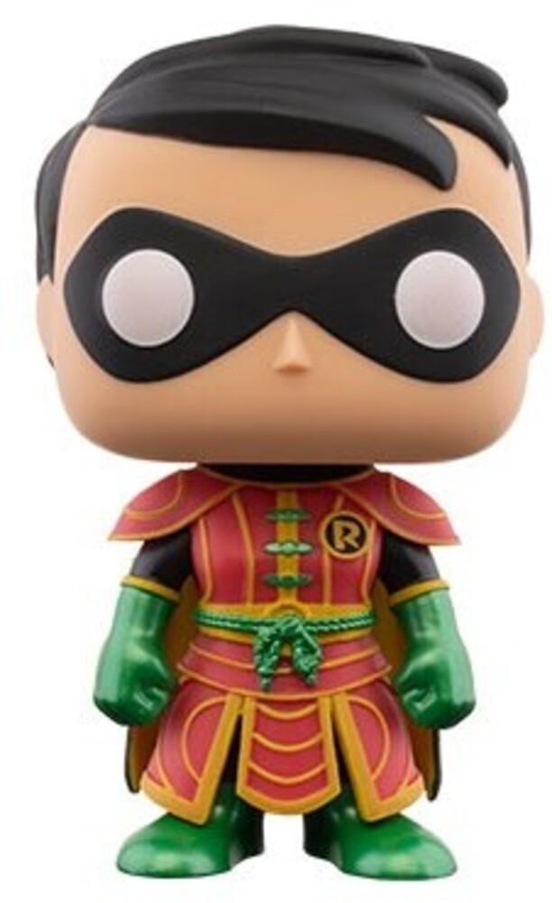 Funko Pop! Heroes: - FUNKO POP! HEROES: Imperial Palace- Robin (Styles May Vary)