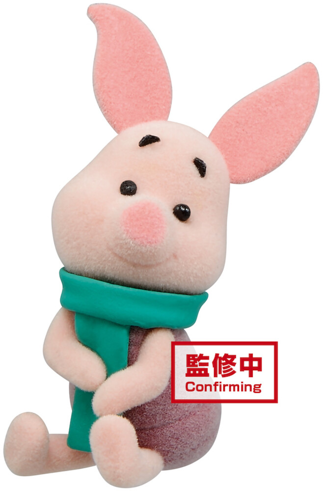 Banpresto - BanPresto - Disney Piglet Fluffy Puffy petit Vol.2 Figure