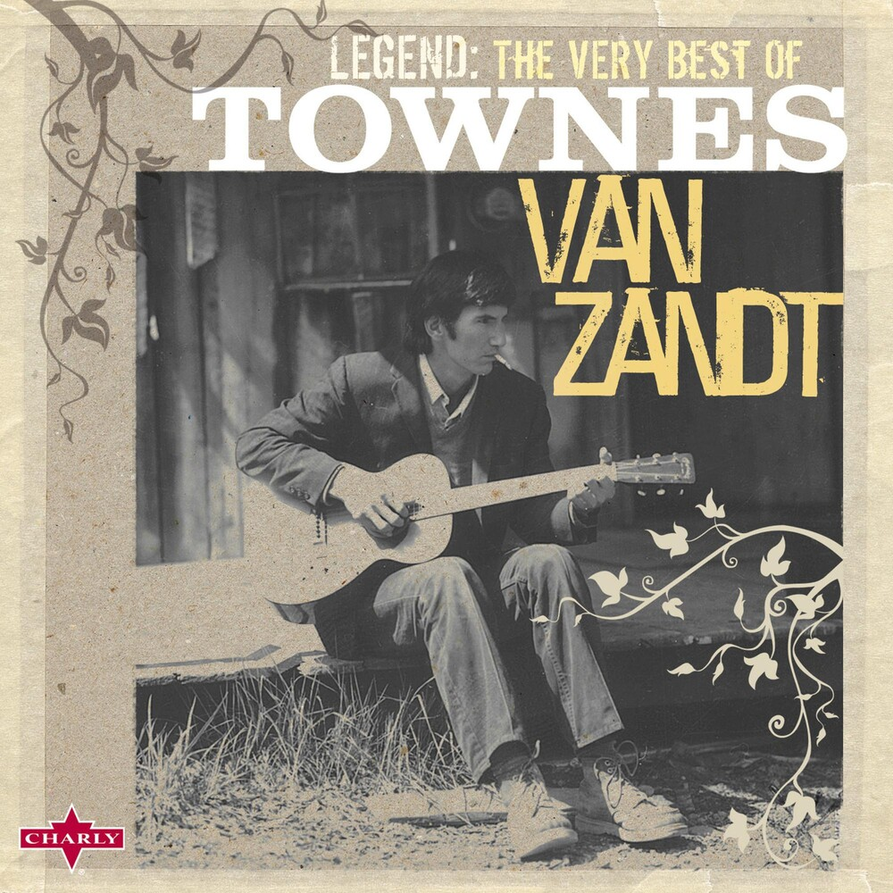 Van Town Zandt - The Very Best Of