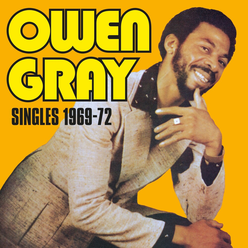 Owen Gray - Singles 1969-1972