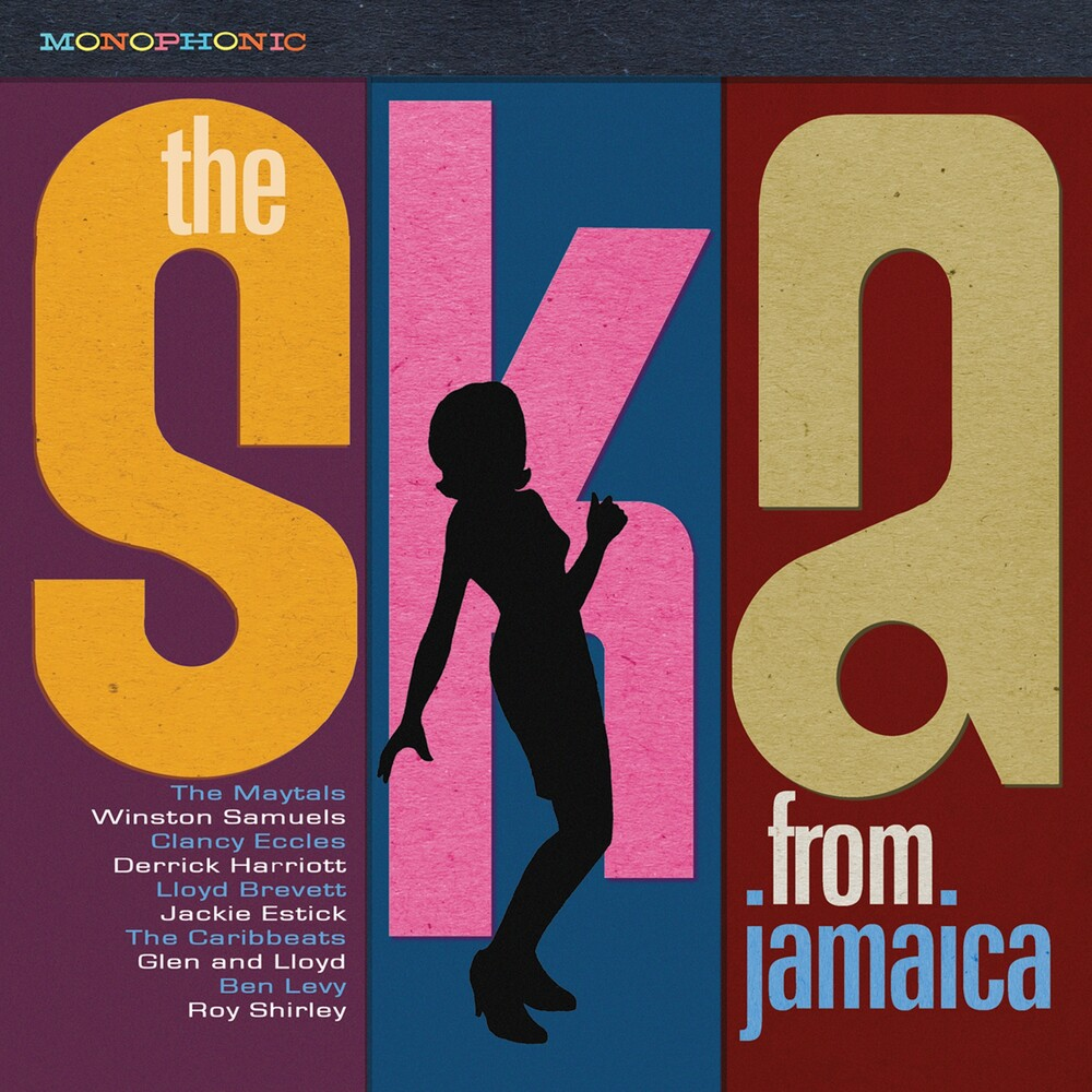 Ska From Jamaica Original Album Plus Bonus Tracks - Ska From Jamaica: Original Album Plus Bonus Tracks