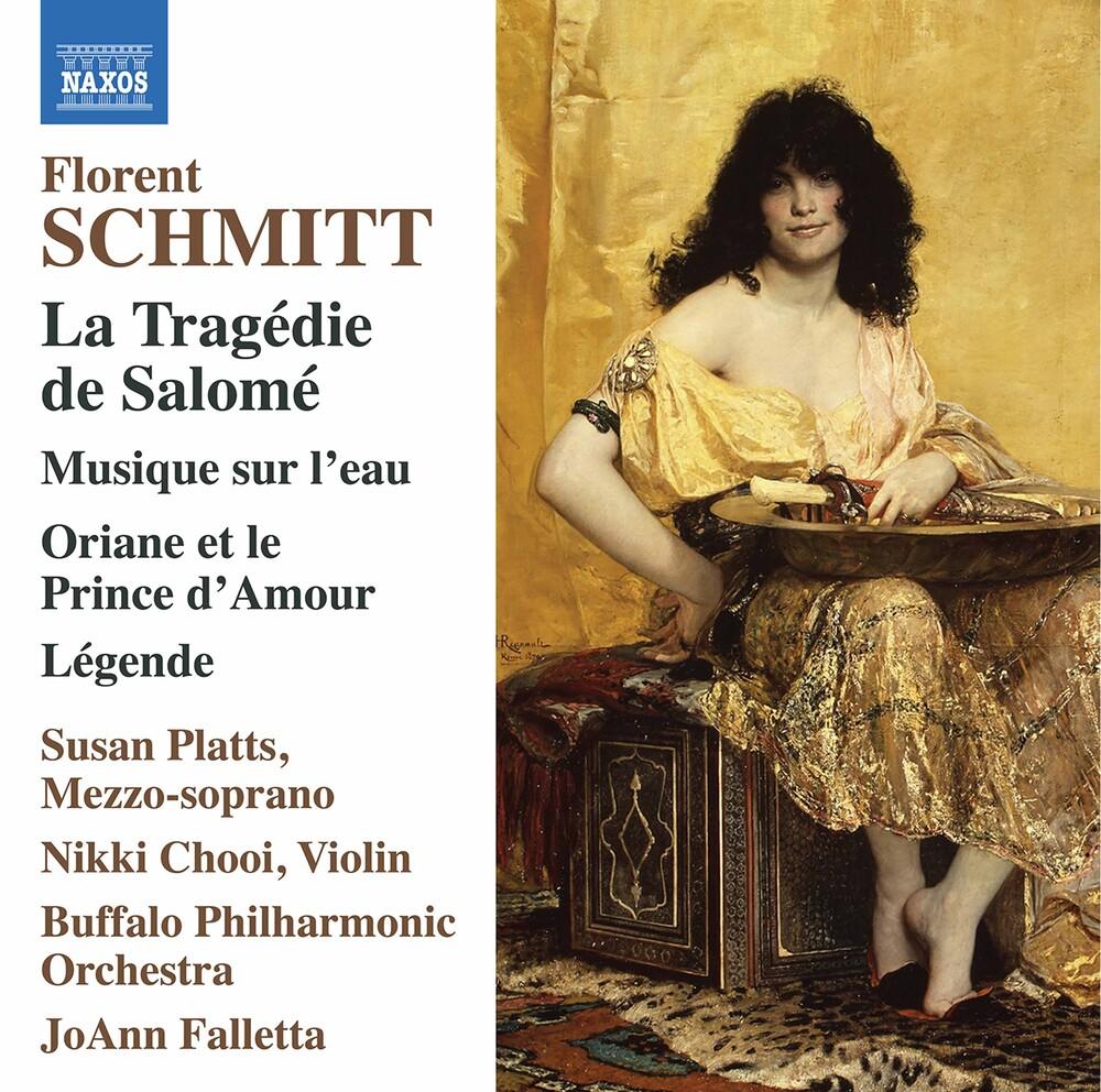 Buffalo Philharmonic Orchestra - Tragedie De Salome