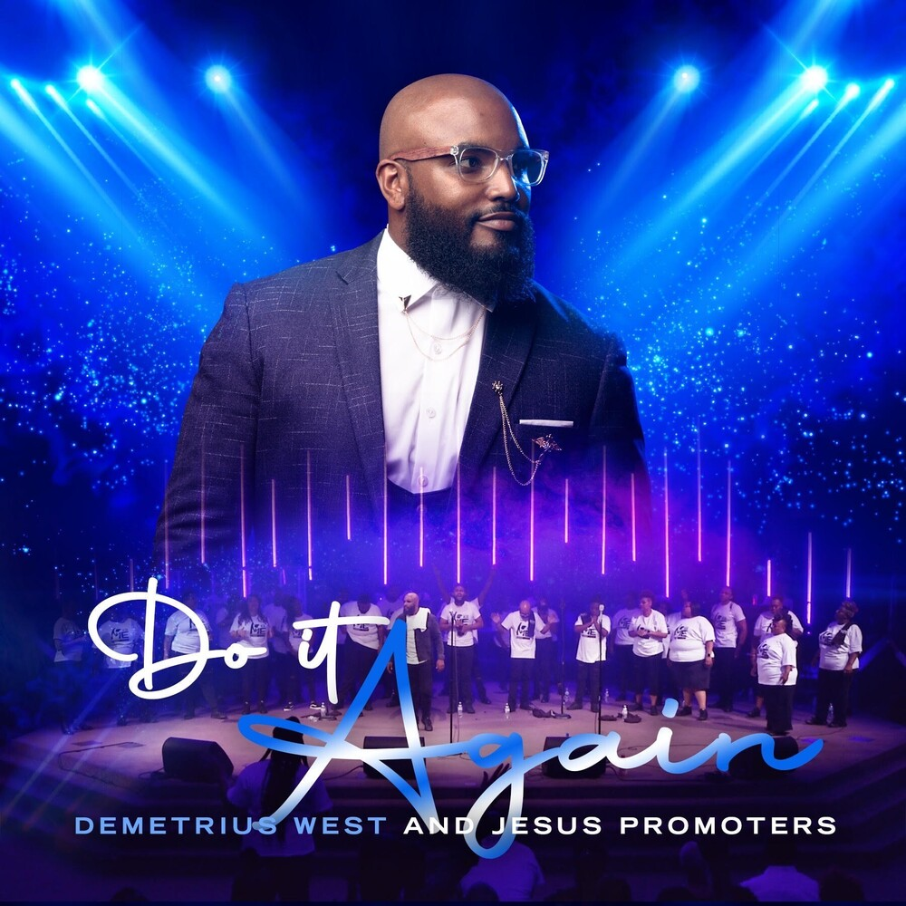 Demetrius West - Do It Again