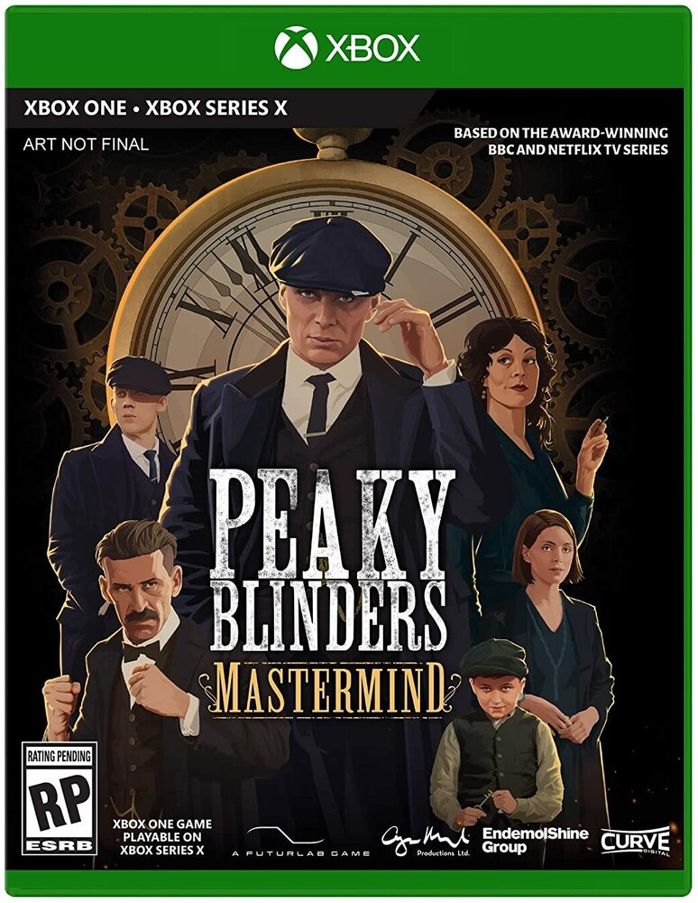 Xbx Peaky Blinders: Mastermind - Peaky Blinders: Mastermind for Xbox Series X and Xbox One