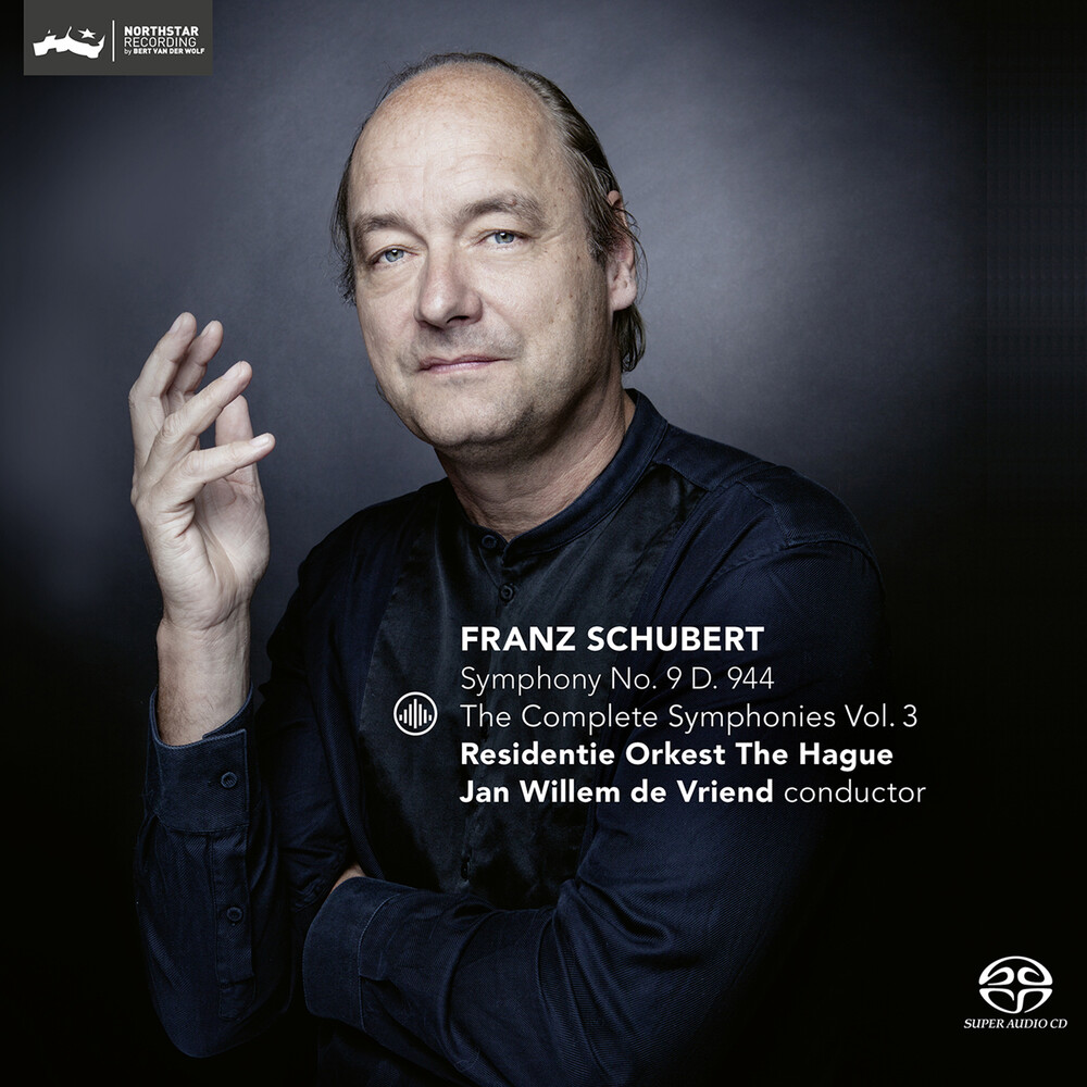 Jan Willem de Vriend - Symphony 9 (Hybr)