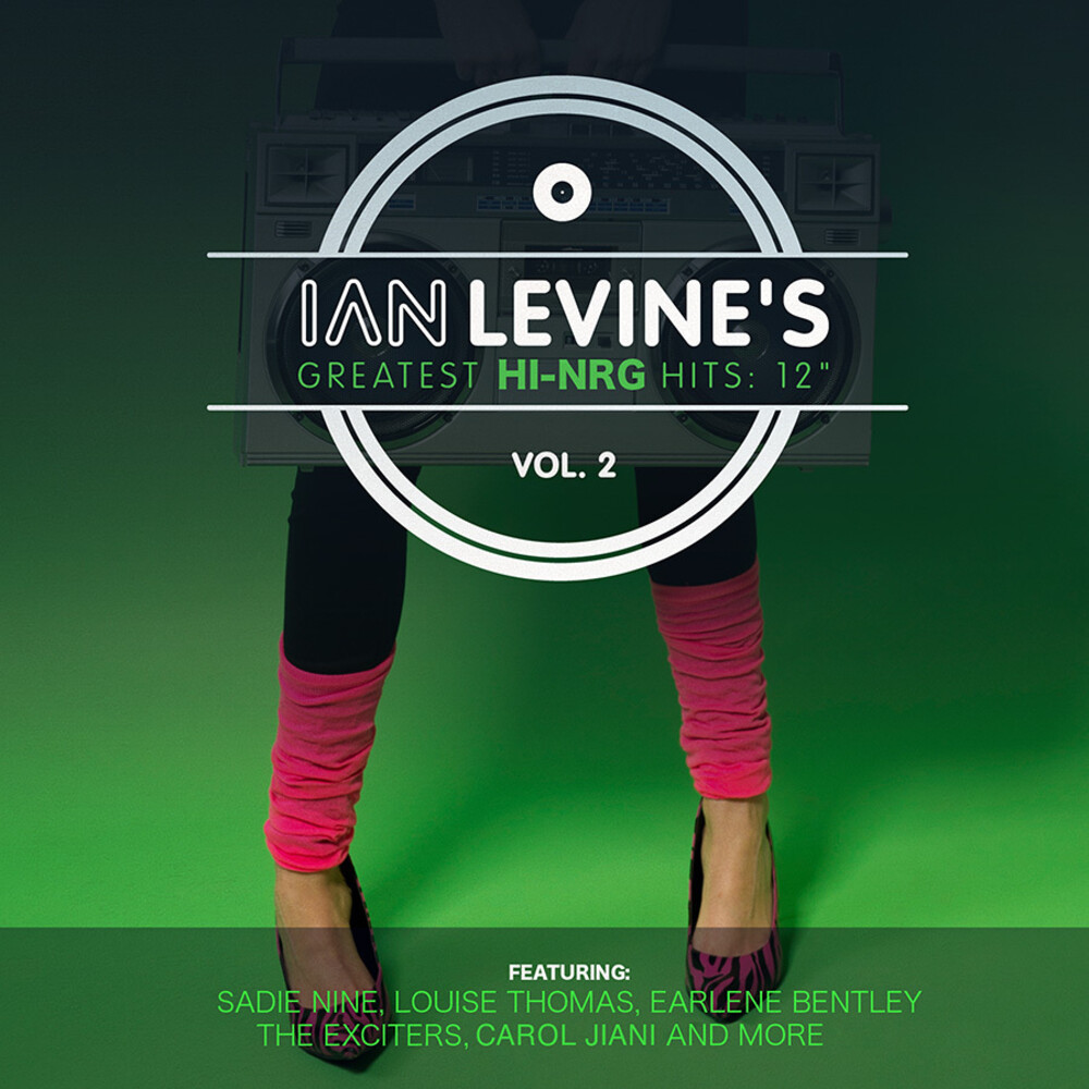 Various Artists - Ian Levine's Greatest Hi-Nrg Hits (Mod)
