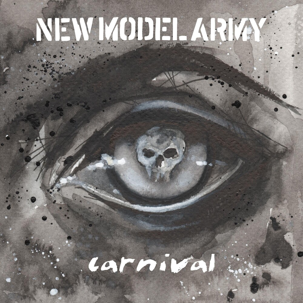 New Model Army - Carnival (Redux) [Limited Edition] (Wht)