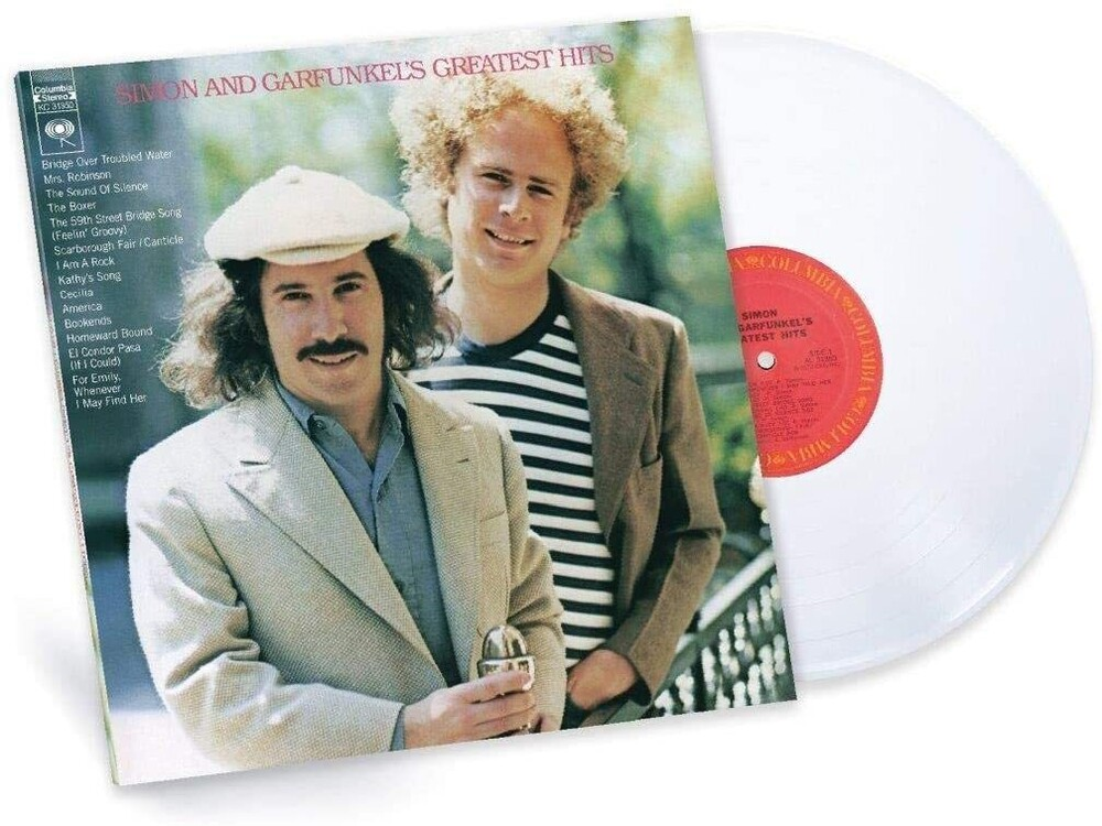 Simon & Garfunkel - Greatest Hits (White Vinyl)