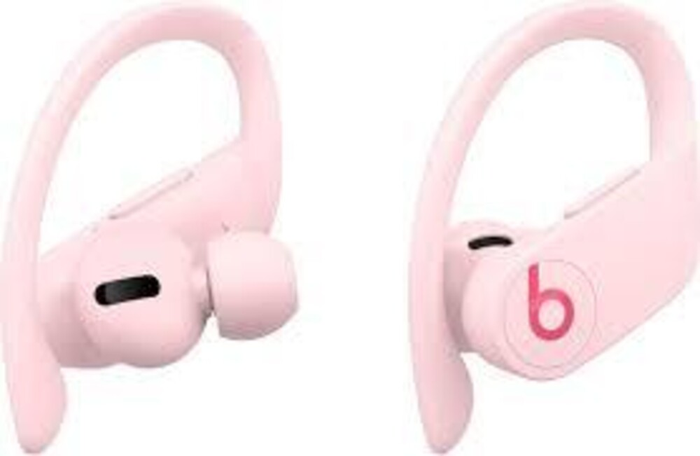 Beats Powerbeats Pro Totally Wrls Bt Erphns Pink - Beats Powerbeats Pro Totally Wireless Bluetooth Earphones (Cloud Pink)