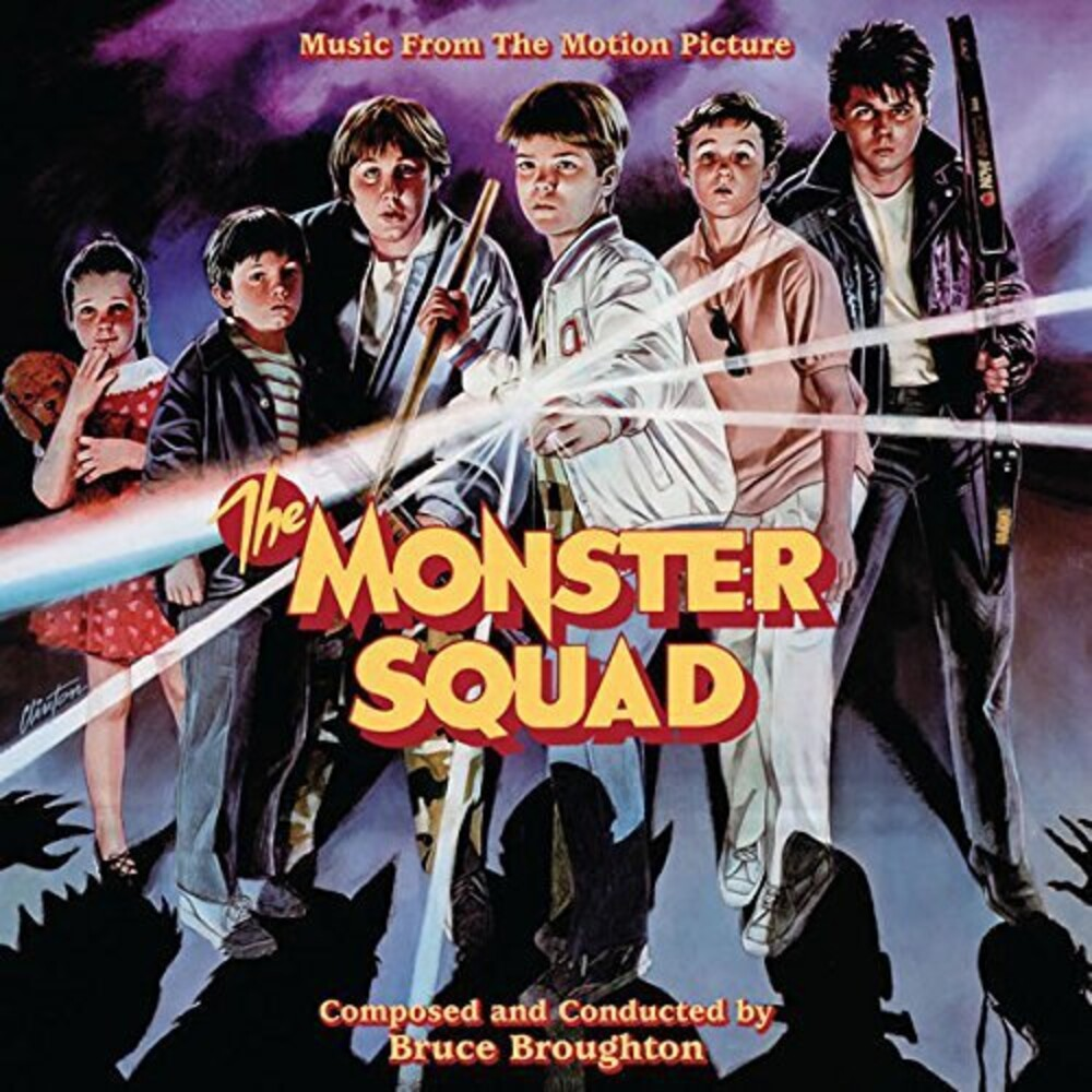 Bruce Broughton Ita - The Monster Squad (Music From the Motion Picture)
