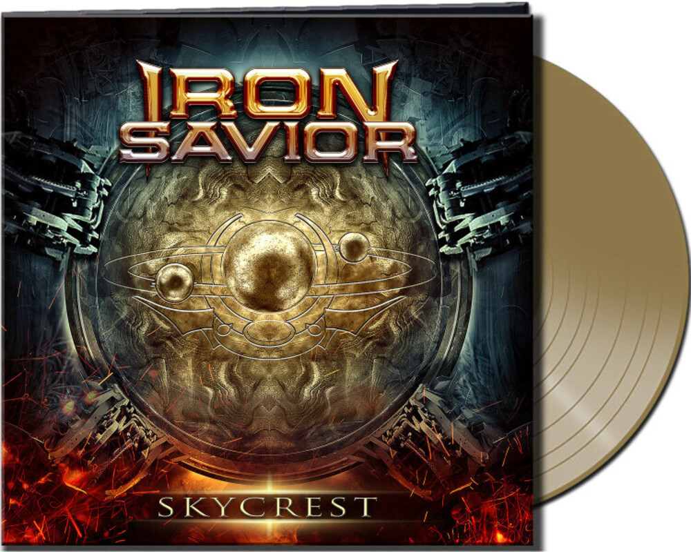 Iron Savior - Skycrest (Gold Vinyl) (Gate) (Gol) [Limited Edition]