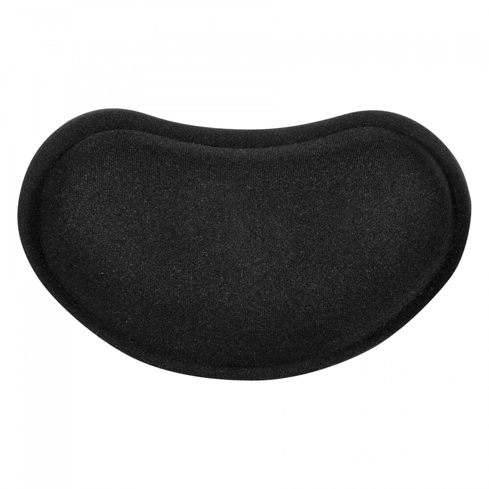 Allsop 30213 Memory Foam Wrist Rest Small (Black) - Allsop 30213 Memory Foam Wrist Rest Small (Black)