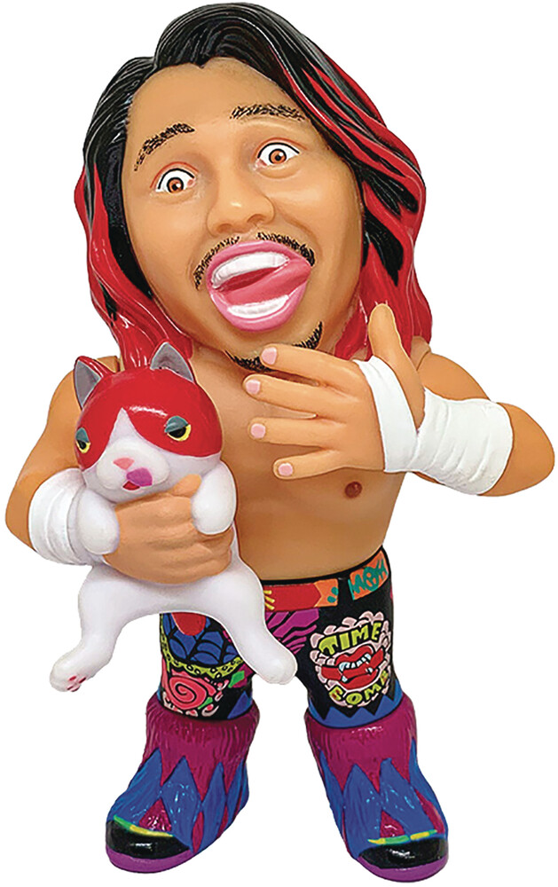 Good Smile Company - Good Smile Company - 16D Coll New Japan Pro Wrestling Hiromu TakahashiVinyl Figure
