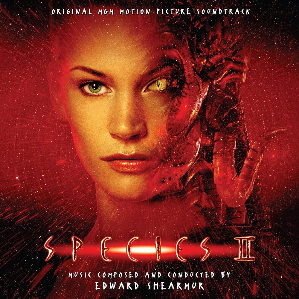 Edward Shearmur Ita - Species II (Original MGM Motion Picture Soundtrack)