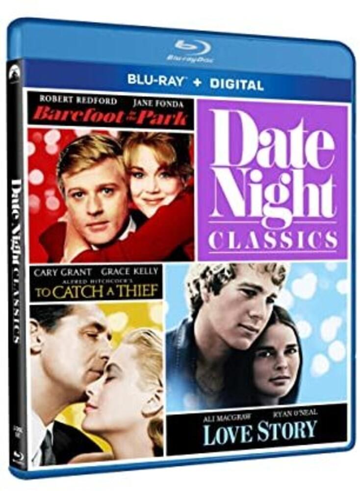 Date Night Classics - Date Night Classics (3pc) / (3pk Ac3 Dol Dub Sub)