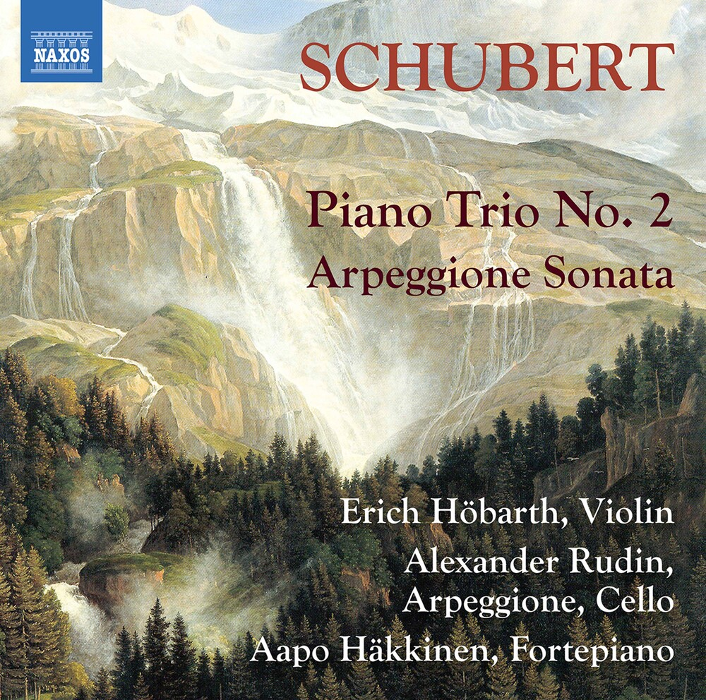 Schubert / Hobarth / Hakkinen - Piano Trio 2