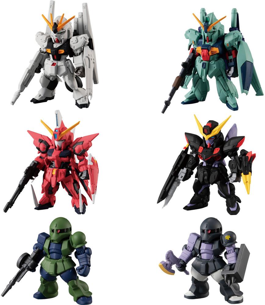 Shokugan - Shokugan - Mobile Suit Gundam - FW Gundam Converge #21 Complete Set,Bandai Converge