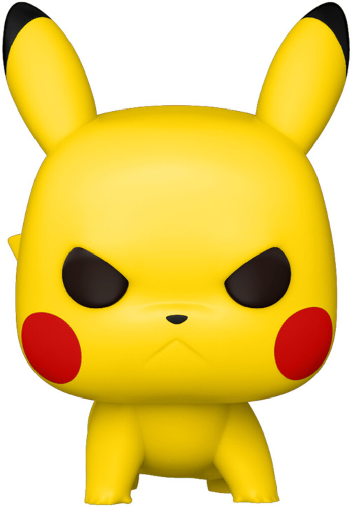 - FUNKO POP! GAMES: Pokemon - Pikachu (Attack Stance)