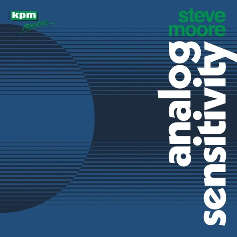 Steve Moore - Analog Sensitivity (KPM)