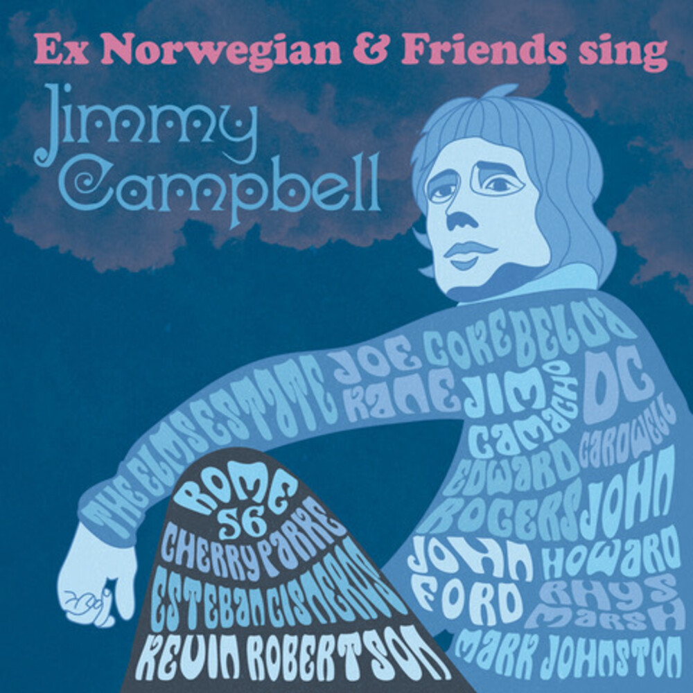 Ex Norwegian - Sing Jimmy Campbell