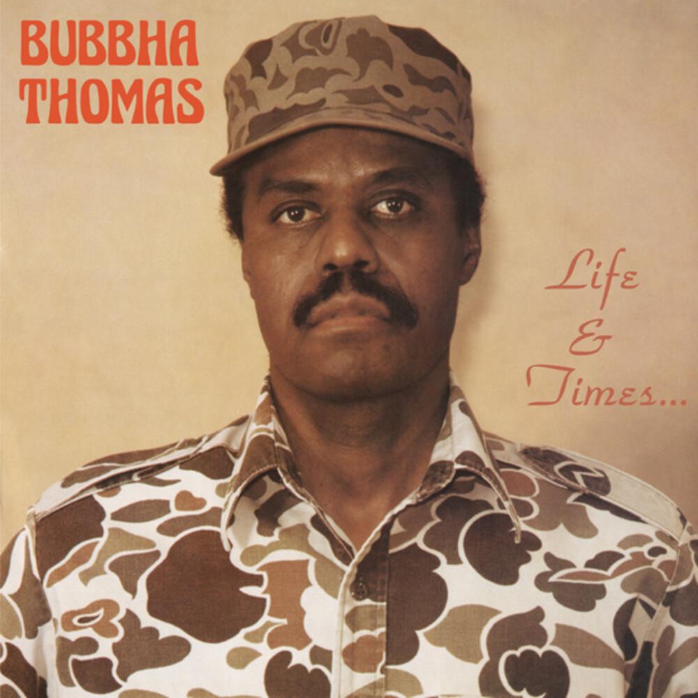 Bubbha Thomas - Life & Times... (Clear Vinyl) [Clear Vinyl]