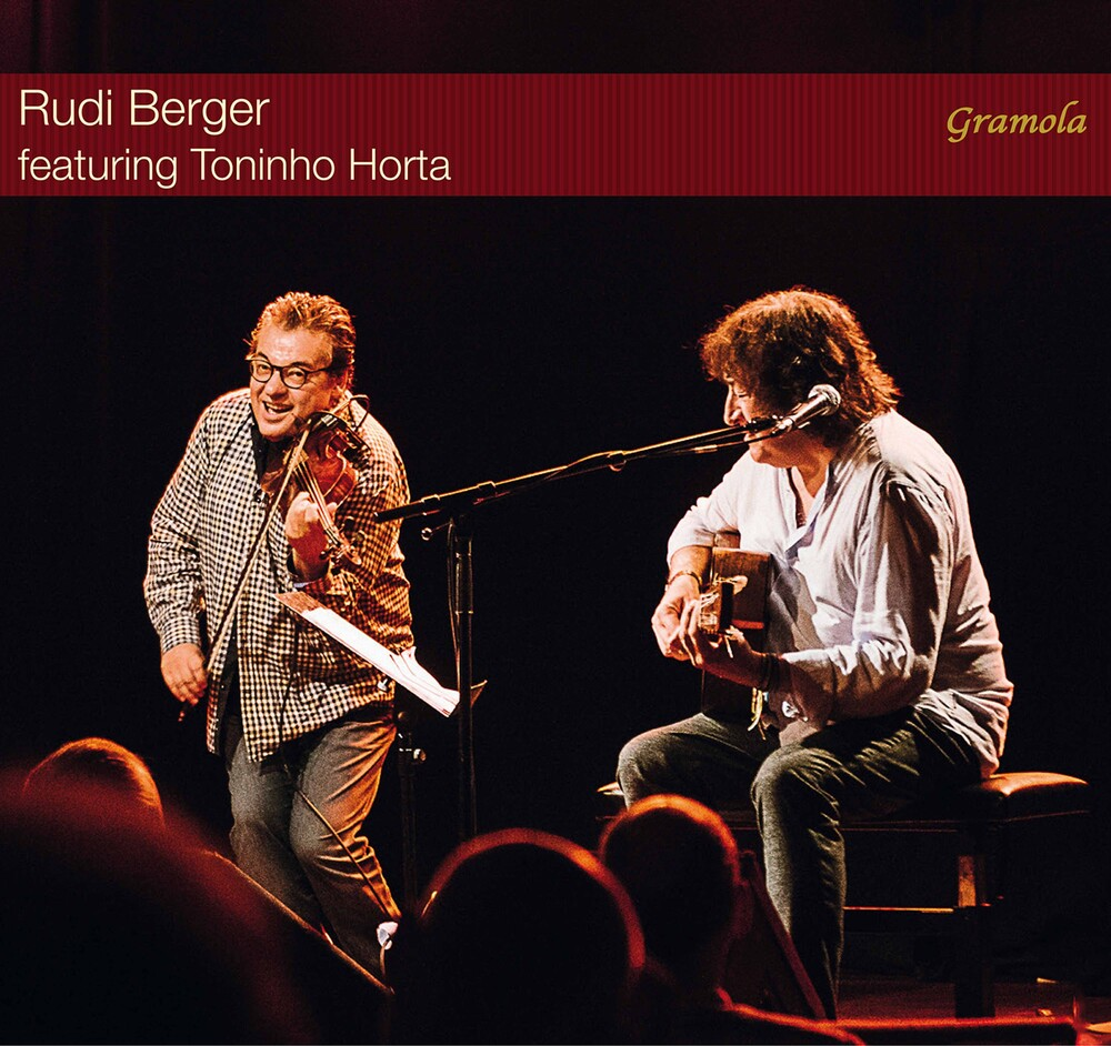 Rudi Berger Feat Tonino Horta / Various - Rudi Berger Feat Tonino Horta