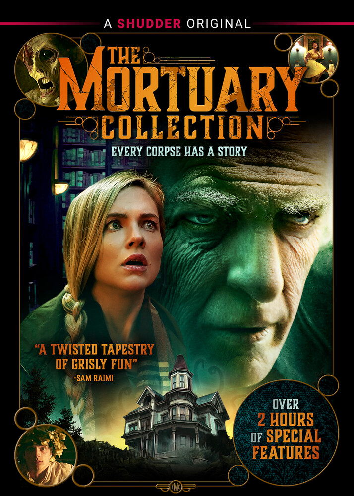 Mortuary Collection, the DVD - Mortuary Collection, The Dvd