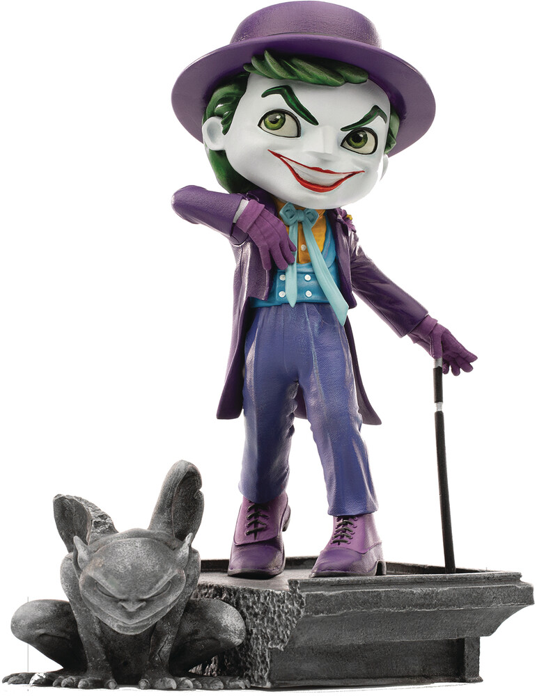 Iron Studios - Iron Studios - Batman 89 - The Joker Minico