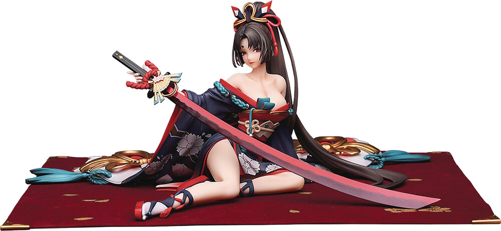 Good Smile Company - Good Smile Company - Onmyoji Yoto Hime Scarlet Saber 1/8 PVC Figure(Mr)