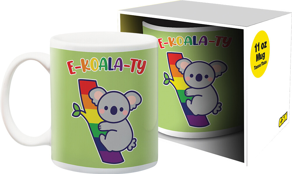 Pride Koala 11Oz Boxed Mug - Pride Koala 11oz Boxed Mug