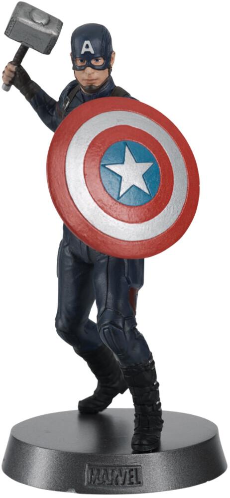 Avengers: Endgame - Eaglemoss - Avengers: Endgame - Captain America (Endgame)