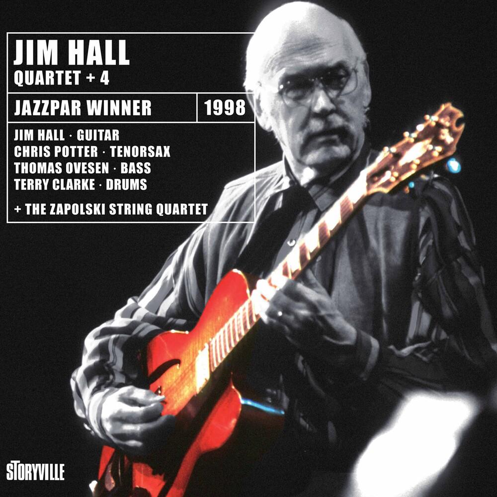 Strayhorn / Hall - Quartet 4