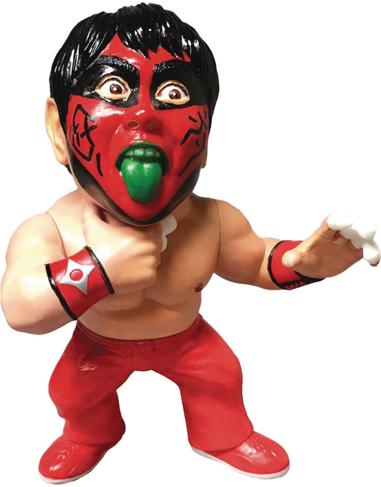 Good Smile Company - Good Smile Company - 16D Coll Legend Masters Great Muta 90S Red PaintVinyl Figure