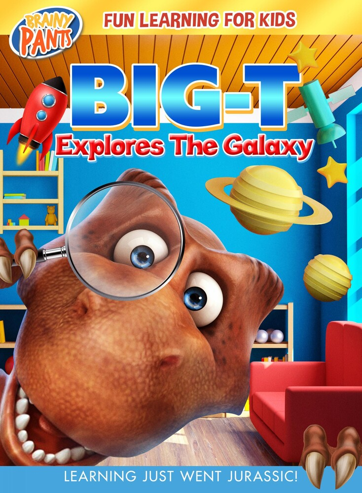 - Big-T Explores The Galaxy