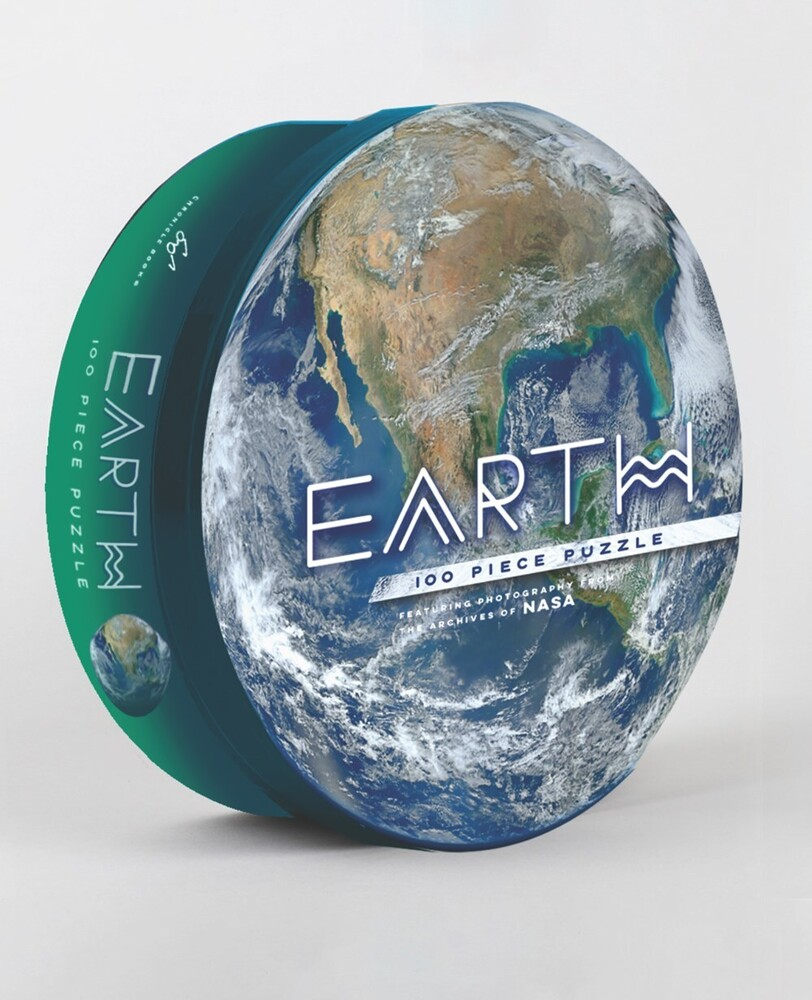 - Earth: 100 Piece Puzzle: Featuring photography from the archives of NASA