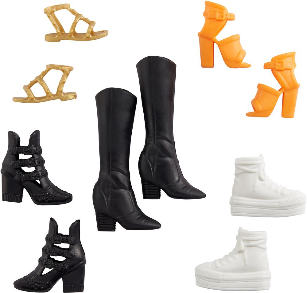 - Mattel - Barbie Shoe Pack