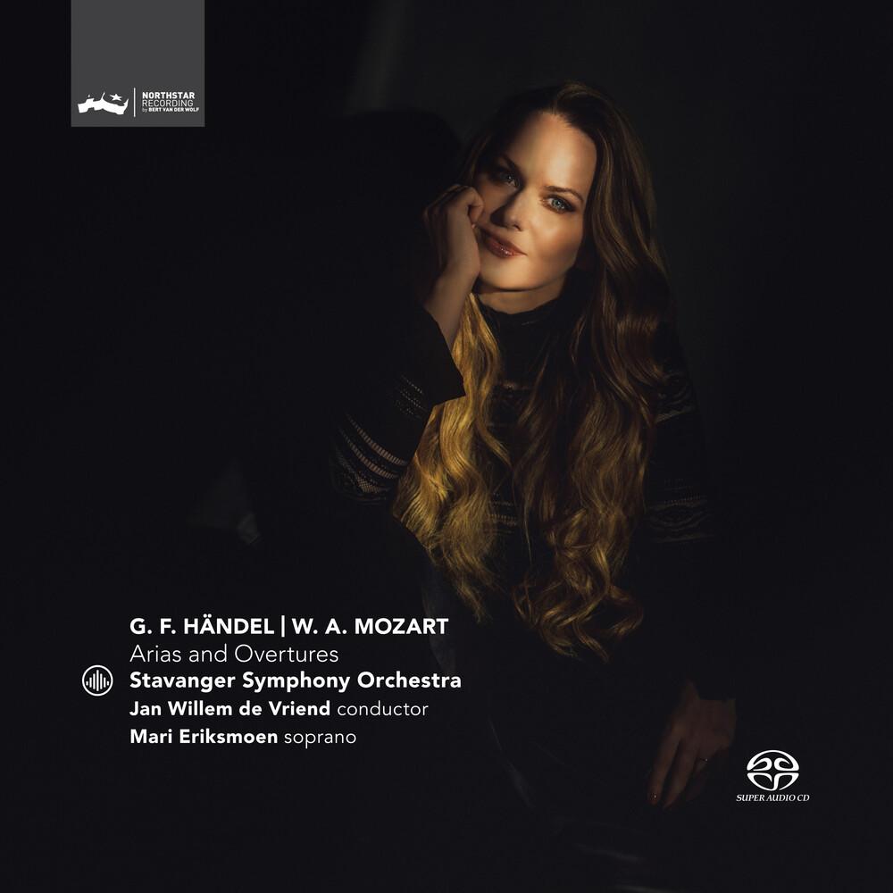 Handel / Eriksmoen / Vriend - Arias & Overtures (Hybr)